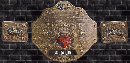 Sports Entertainment Xtreme World Heavyweight Championship
